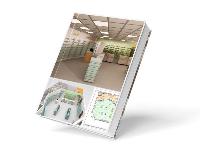 Modélisation de Plans de pharmacie en 3D